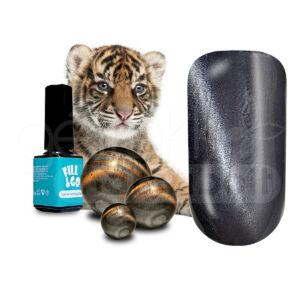 Fill&Go Tiger eye Cover géllakk 5ml TC02