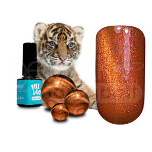 Fill&Go Tiger eye géllakk 5ml TE06
