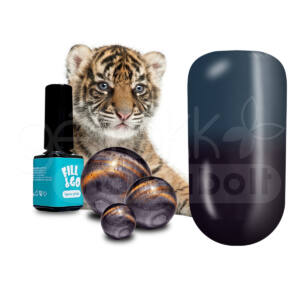 Fill&Go Tiger eye géllakk 5ml TE28