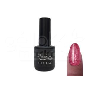 Gél lakk 6ml #061 csillámos pink