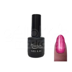 Gél lakk 6ml #090 csillámos pink