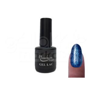 Gél lakk 6ml #101 csillámos király kék