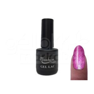 Gél lakk 6ml #103 csillámos lila