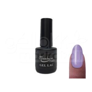 Gél lakk 6ml #121 közép lila