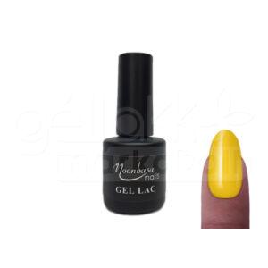 Gél lakk 6ml #157 sötétebb citromsárga