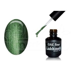 ONE Step gél lakk 5ml #043 csillámos sötét zöld