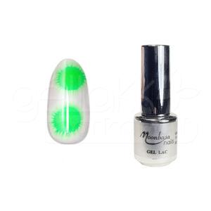 Snow Ice géllakk 4ml #730 Neon zöld