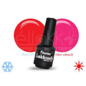 Thermo gél lakk 5ml #410 rózsaszín-neon pink