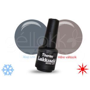 Thermo gél lakk 5ml #418 sötét szürke-világos szürke