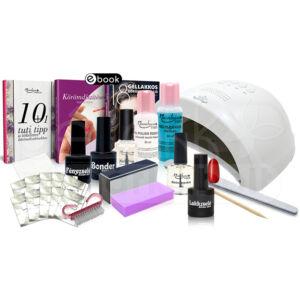 Géllakk induló készlet 24/48W-os UV LED lámpával