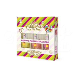 Moyra Kids körömlakk szett Lollipop