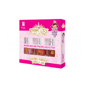 Moyra Kids körömlakk szett Princess