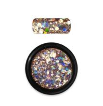 Moyra Holo glitter mix 1g No. 02. Arany
