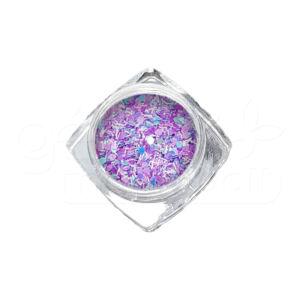 Glitter szivárvány #272