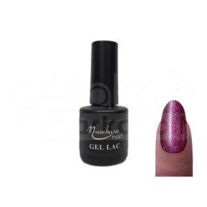 Gél lakk 6ml #105 gyöngyházfényű enyhén csillámos lila