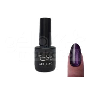 Gél lakk 6ml #114 csillámos sötét lila