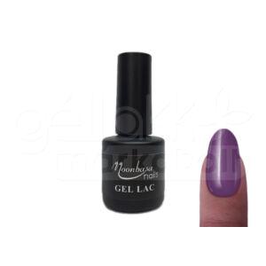 Gél lakk 6ml #155 sötét lila