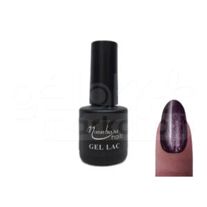 Gél lakk 6ml #183 csillámos sötét szürkés lila